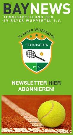 Sv Bayer Wuppertal Tennis