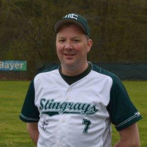 Olaf Ortmann Trainer der Wuppertal Stingrays