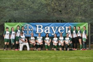 Wuppertal Stingrays Softball Damen Team